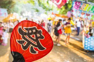 夏祭りのイメージ写真