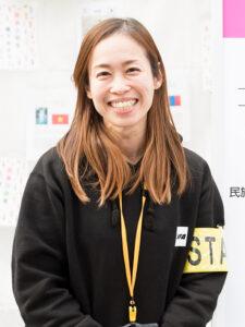 佐藤絢子さん
