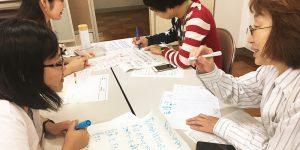日本語講座の様子